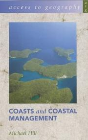Cover of: Coasts and Coastal Management (Access to Geography)