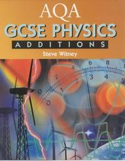 Cover of: Aqa Gcse Physics Additions (Aqa Gcse Science)