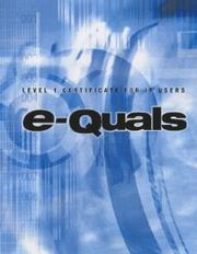 Cover of: It Skills for E-quals Level 1 (E-Quals Suite of It Qualifications)