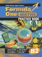 Cover of: Formula One Maths Practice Book B2 (Formula One Maths) | Catherine Berry