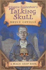 Cover of: Charlie Eggleston's Talking Skull (Magic Shop)
