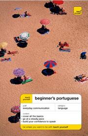 Cover of: Beginner's Portuguese