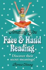 Amazing You Face & Hand Reading (Amazing You S.) by Theresa Cheung