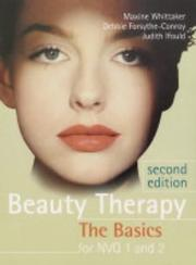 Cover of: Beauty Therapy | Maxine Whittaker