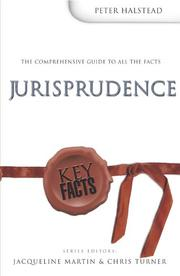 Cover of: Jurisprudence (Key Facts Law S.)