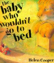 Cover of: baby who wouldn