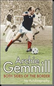 Cover of: Archie Gemmill