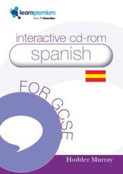 Cover of: Gcse Spanish
