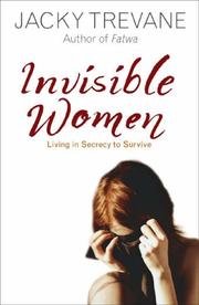 Cover of: Invisible Women