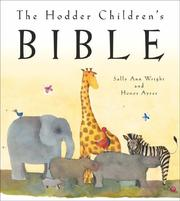 Cover of: Hodder Children's Bible