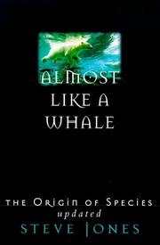 Cover of: Almost like a whale: The Origin of Species Updated