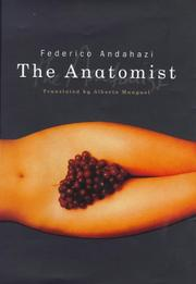 Cover of: Anatomist, the