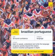 Cover of: Teach Yourself Brazilian Portuguese