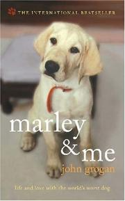 Cover of: Marley and Me