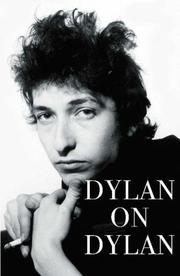 Cover of: Dylan on Dylan