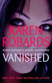 Vanished by Karen Robards