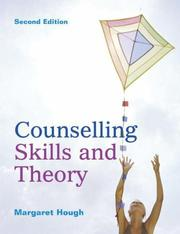 Cover of: Counselling Skills & Theory | Margaret Hough