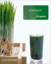 Cover of: Nutrition In Essence