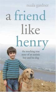 Cover of: A Friend Like Henry