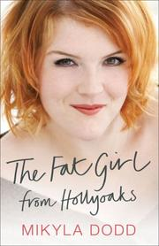 Cover of: The fat girl from Hollyoaks
