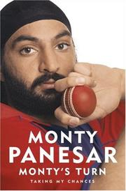 Cover of: Monty's Turn