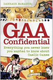 Cover of: GAA Confidential