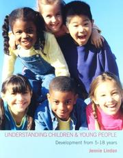 Cover of: Understanding children and young people