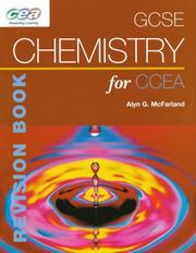 Cover of: GCSE Chemistry for CCEA Revision Book (CCEA GCSE Science)