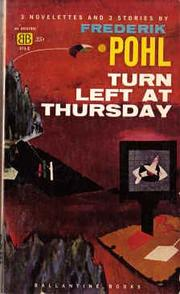Cover of: Turn Left at Thursday