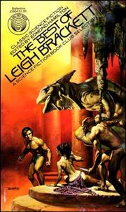Cover of: The Best of Leigh Brackett