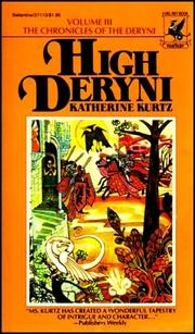 Cover of: High Deryni