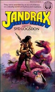 Cover of: JANDRAX (Del Rey Books)