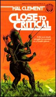 Cover of: Close to Critical | Hal Clement