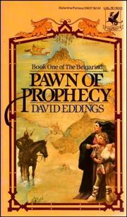Cover of: Pawn of Prophecy