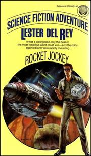 Cover of: ROCKET JOCKEY (Del Rey Books) | Lester del Rey