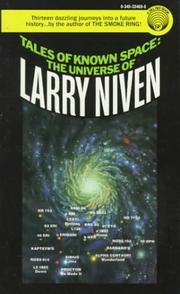 Cover of: Tales of Known Space | Larry Niven