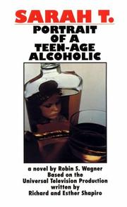 Cover of: Sarah T--Portrait of a Teenage Alcoholic