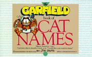 Cover of: The Garfield book of cat names