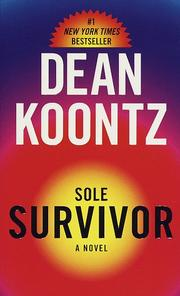 Sole Survivor by Dean Ray Koontz