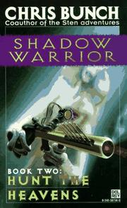 Hunt the Heavens (Shadow Warrior Bk 2)