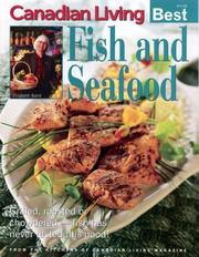 Cover of: FISH AND SEAFOOD Canadian Living Best