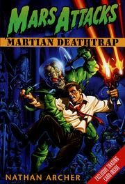Cover of: Martian deathtrap
