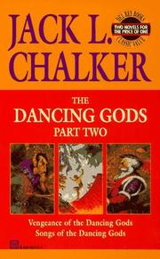 Cover of: Dancing Gods