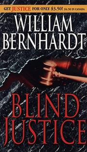 Cover of: Blind Justice | William Bernhardt