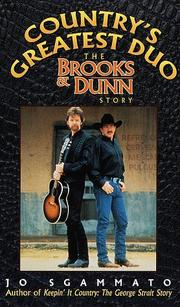 Cover of: Country's greatest duo : the Brooks & Dunn story