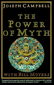 Cover of: The power of myth | Joseph Campbell
