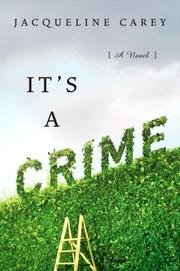 Cover of: It's a Crime: A Novel
