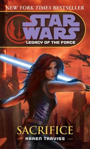 Cover of: Sacrifice (Star Wars: Legacy of the Force, Book 5)