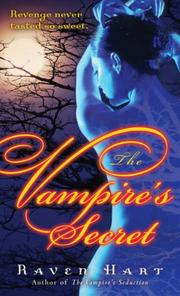 Cover of: The Vampire's Secret