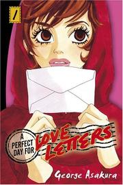 Cover of: A Perfect Day for Love Letters 1